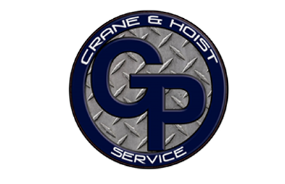 Logo, GP Crane & Hoist Services, Crane and Hoist Company in Napa, CA